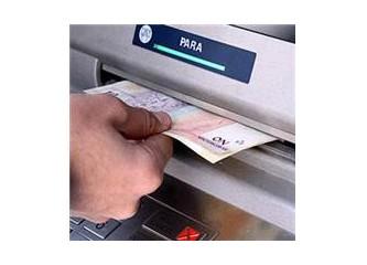 Ortak ATM'den para çekerken paradan olmak da var!...