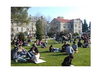 Pencere, mezunlar ve Boğaziçi