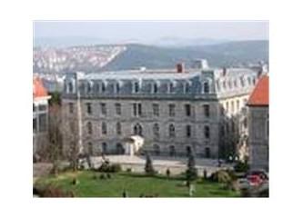 Boğaziçi Üniversitesi'nden YÖK'e tepki...