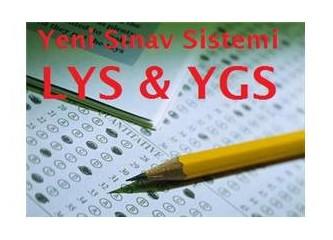 Üniversiteye girişte yeni dönem; LYS ve YGS hakkında herşey!