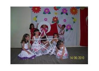 Yerkesik ilköğretim okulu 1/A sınıfı öğrencileri okuma bayramı etkinliklerini gerçekleştirdiler