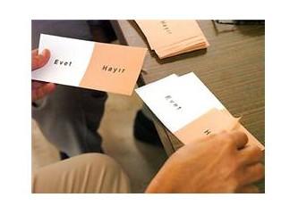 Anayasa Değişikliği: Referandumda neyi oylayacağız?