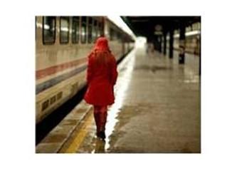 İstasyondaki meçhul kız...