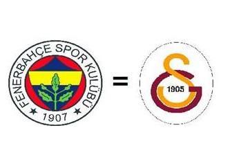Fenerbahçe Eşittir Galatasaray