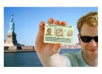 Amerika'da Yeşil Kart (Green Card) Nasıl Alınır?