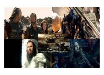 Titanların Savaşı-Yunan Mitolojisi ve seyre değer bir film