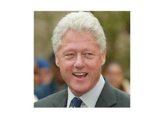 "Clinton ""kamil adam"" da ben neyim?"