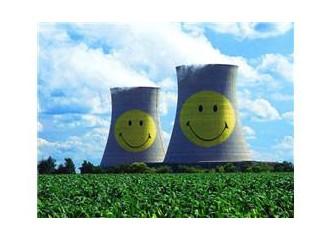 Nükleer santral mı? Bir iki üç yetmez. Dört beş altı olsun.