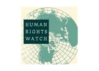İnsan hakları(mı) izleme örgütü(mü)?