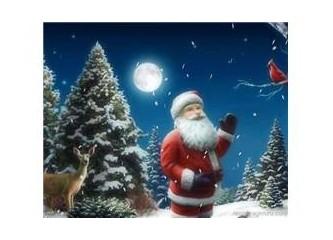 Noel Baba bizimdir.