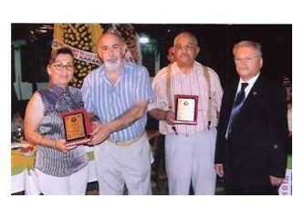 İncirköylü yazarlara dört ödül