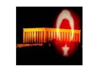 Anıt kabir değil yürek kabir