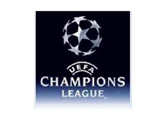Şampiyonlar ligi ve Beşiktaş