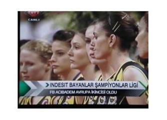 Acıbadem'li Fenerbahçe Muhteşemdi