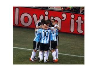 Arjantin 4-1 Güney Kore