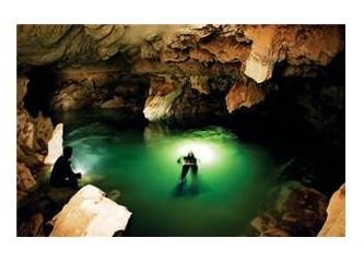 Burdur-İnsuyu Mağarası Efsânesi