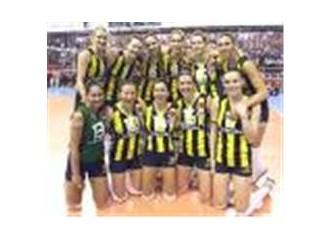 Fenerbahçe Acıbadem Bayan Voleybol Takımı Dünya Şampiyonu!