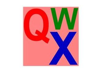 Q, W, X