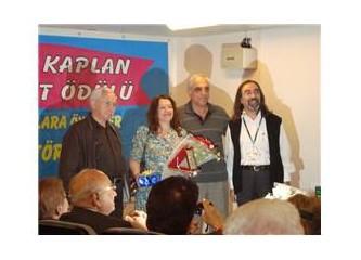 15. Mevlüt Kaplan Edebiyat Ödülleri Töreni