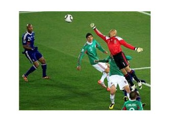 Meksika 2-0 Fransa : Normal Sonuç