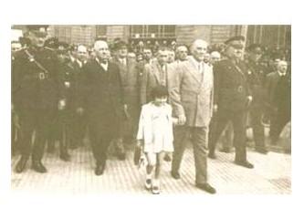 Son yüzyılın en büyük insanı Atatürk