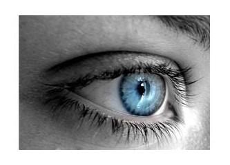 Körfez mavisi gözlü kadın...(kadına...)