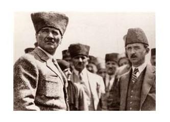 Hiç Atatürk yazısı yazasım yoktu!
