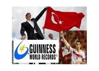 Guinness Rekorlar Kitabı'na giren Türkler