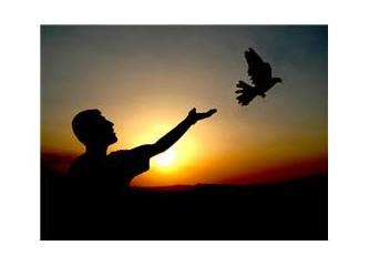 Özgür olanlara-Olmak isteyenlere