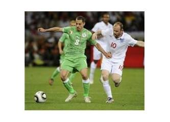 İngiltere 0-0 Cezayir