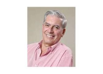 Nobel Edebiyat Ödülü'nü Mario Vargas kazandı