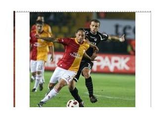 Tarzan, Ali Sami Yen'de: Galatasaray 0 - 2 Manisaspor