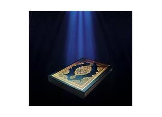 Kur'an Onlara Yetmiyor mu?