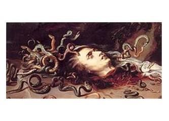 Bir mitolojik seruven - Medusa