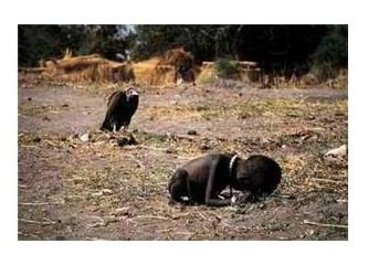 Akbaba o çocuğu yedi mi?