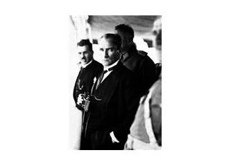 Atatürk'ün fotoğrafçısı Cemal Işıksel ve ben