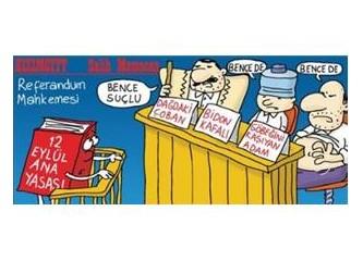 AKP anayasayı niçin değiştirmek istiyor?