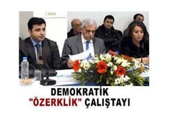 Demokratik Özerklik mi? PKK totalitarizmine teslimiyet mi?