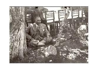 Atatürk ve ağaç sevgisi