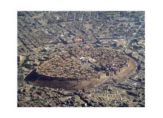 Erbil'de Çarşı Pazar