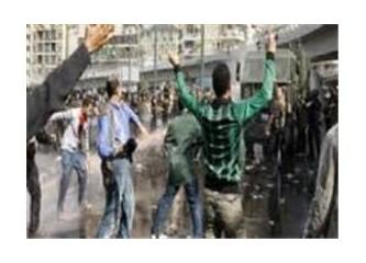 Mısır'daki isyan ve Türkiye