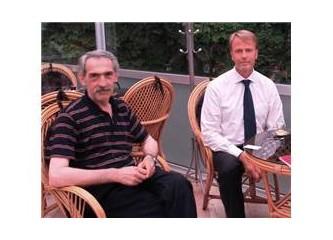 Estonya büyükelçisi ile söyleşi