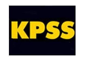KPSS ile ilgili iddialar ve güven bunalımı