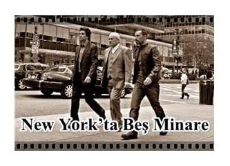 New York'ta 5 Minare ne anlatıyor?