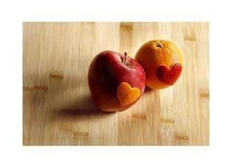 Aşk gizlenmişken, elma tadını yitirir diye, hep çıkma derdim...