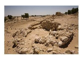 Kumların altında bulunan Ubar şehri ve Kuran'da anlatılan İrem şehri