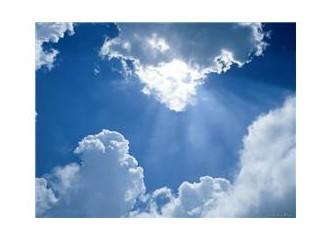 Bulutlara salar ruhunu