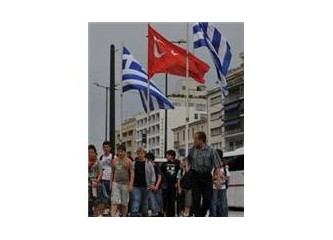 Türkiye Yunanistan'a el uzatabilir.