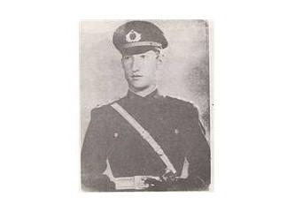 Üsteğmen Mehmet Gönenç'i tanır mısınız?