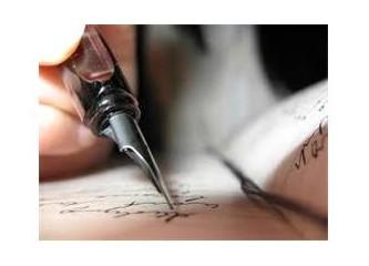 Bir yazar ilkelerine aykırı yazı yazabilir mi?
